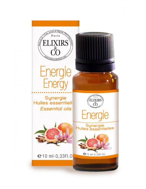 Energie - synergická směs 10 ml