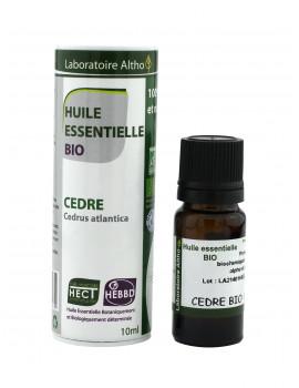 Cedr atlaský - Esenciální olej BIO, 10 ml (Maroko)