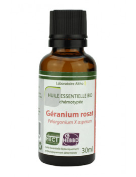 GERANIUM / MUŠKÁT BIO 30 ml (Egypt)