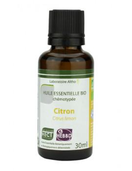Citron - Esenciální olej BIO, 30 ml (Itálie)
