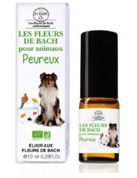 Strach - Bio-Bachovky pro zvířátka, 10 ml SPR