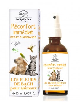 První pomoc - Bio-Bachovky pro zvířátka, 50 ml SPR