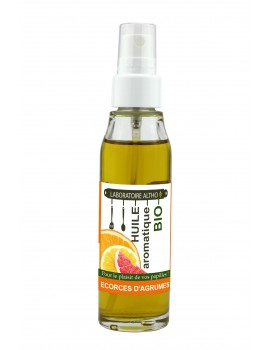 CITRUSY kulinářský bio olej, 50 ml