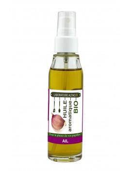 ČESNEK kulinářský bio olej, 50 ml