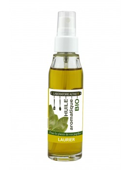BOBKOVÝ LIST kulinářský bio olej, 50 ml
