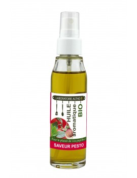 PESTO kulinářský bio olej, 50 ml
