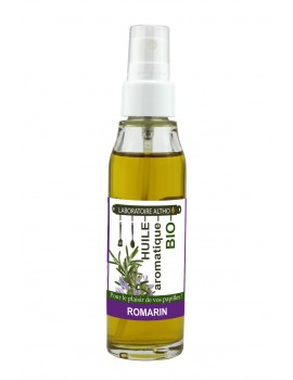 ROZMARÝN kulinářský bio olej, 50 ml