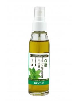 MÁTA PEPRNÁ kulinářský bio olej, 50 ml