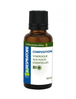 Respirační Směs Bio, 30 ml
