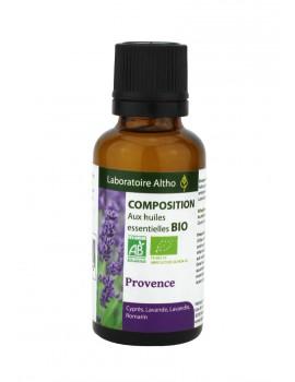 Provence Směs Bio, 30 ml