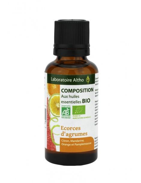 Kůry citrusů Směs Bio, 30 ml