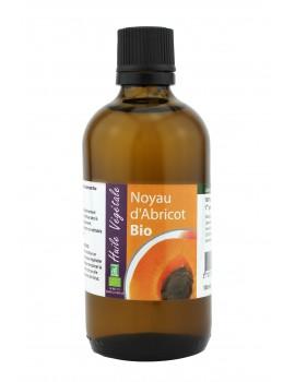 Meruňkový - SLEVA - Rostlinný olej BIO, 100 ml