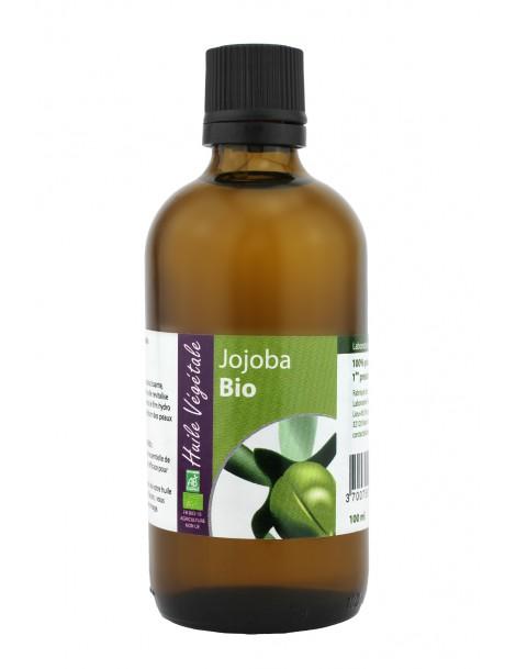 Jojobový - Rostlinný olej BIO, 100 ml