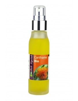 Světlicový - Rostlinný olej BIO, 50 ml