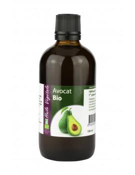 Avokádový - Rostlinný olej BIO, 100 ml