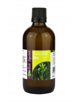 Lničkový - Rostlinný olej BIO, 100 ml