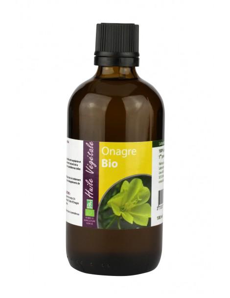 Pupalkový - Rostlinný olej BIO, 100 ml