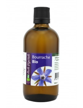 Brutnákový - Rostlinný olej BIO, 100 ml