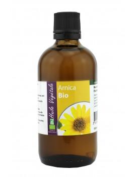 Arnikový - SLEVA - Rostlinný olej BIO, 100 ml