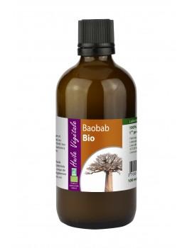 Baobabový - Rostlinný olej BIO, 100 ml