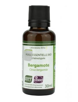 Bergamot - Esenciální olej organic, 30 ml (Itálie)