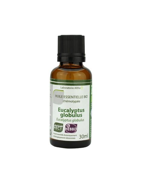 Eukalyptus / Blahovičník kulatoplodý BIO - Esenciální olej organic, 30 ml (Španělsko)