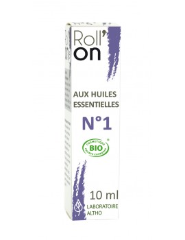 Roll-on N°1 BIO - kožní alergie, 10 ml