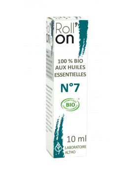 Roll-on N°7 BIO - na mykózy, 10 ml