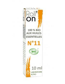 Roll-on N°11 BIO - na bolavé klouby, 10 ml