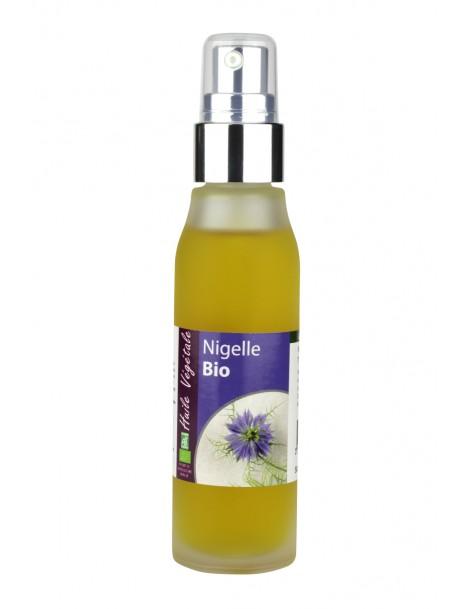 Černuchový - Rostlinný olej BIO, 50 ml