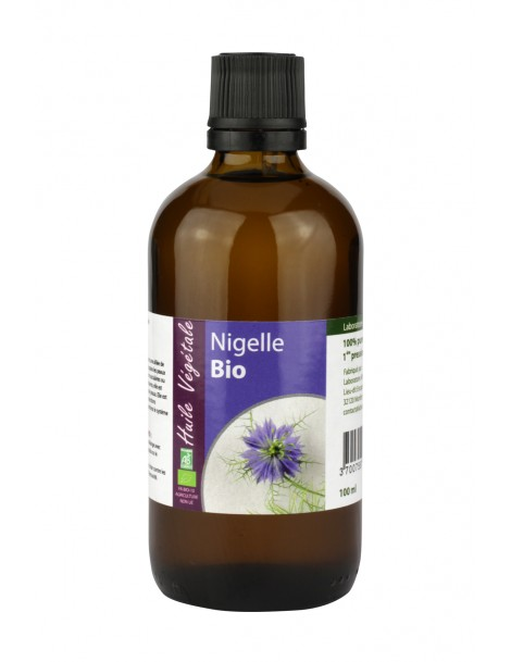 Černuchový - Rostlinný olej BIO, 100 ml