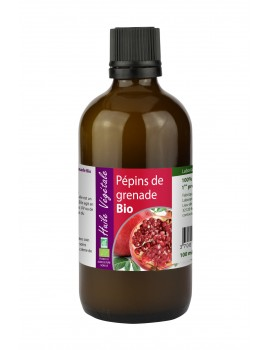 Granátový - Rostlinný olej BIO, 100 ml