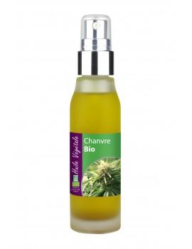 Konopný - SLEVA - Rostlinný olej BIO, 50 ml