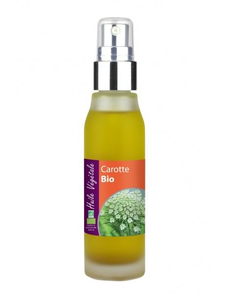 Mrkvový - Rostlinný olej BIO, 50 ml