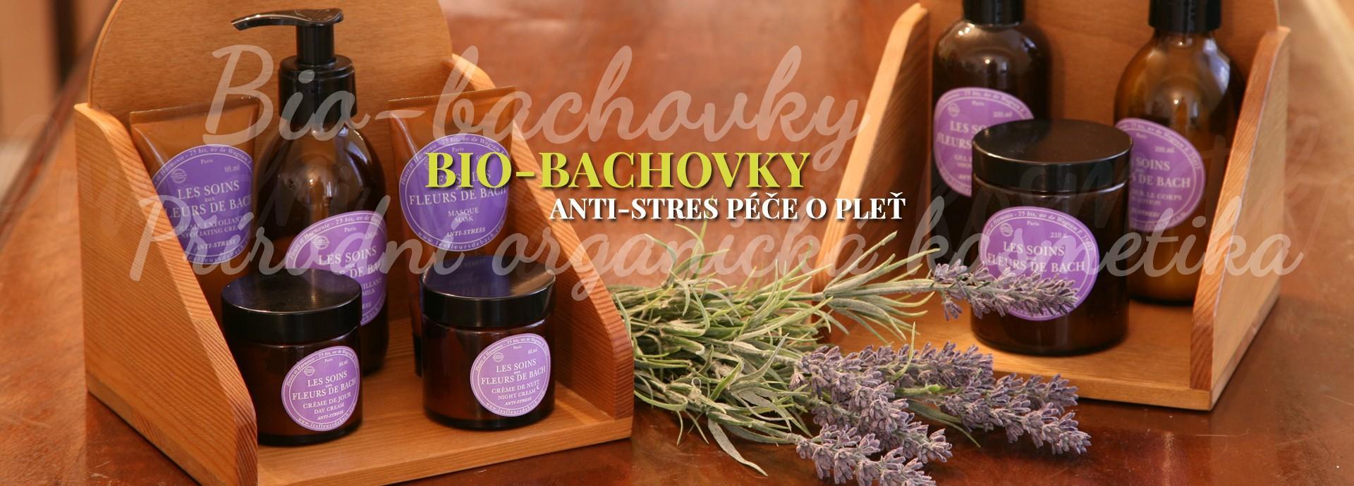 Bio Bachovky - přírodní organická kosmetika